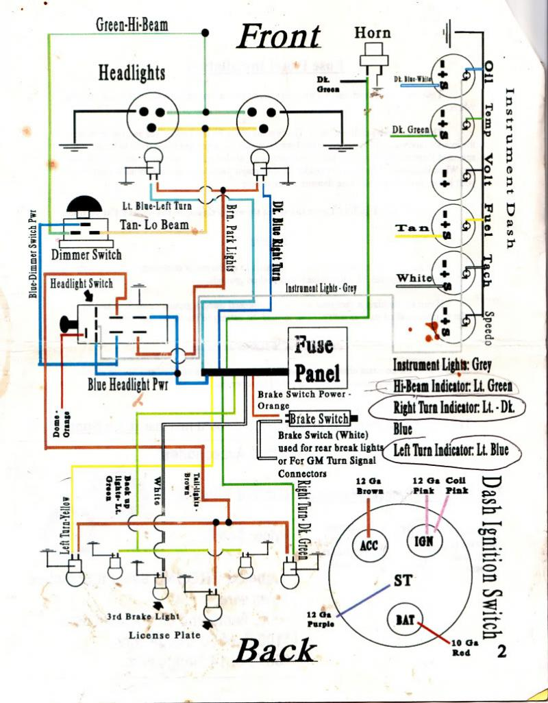 Pleasing 1966 Gto Fuse Box Diagram Basic Electronics Wiring Diagram Wiring Cloud Ittabpendurdonanfuldomelitekicepsianuembamohammedshrineorg