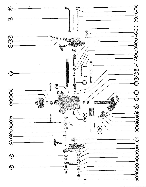 Excellent Mercury 500 7051983 Thru 7068997 Auto Electrical Wiring Diagram Wiring Cloud Licukaidewilluminateatxorg