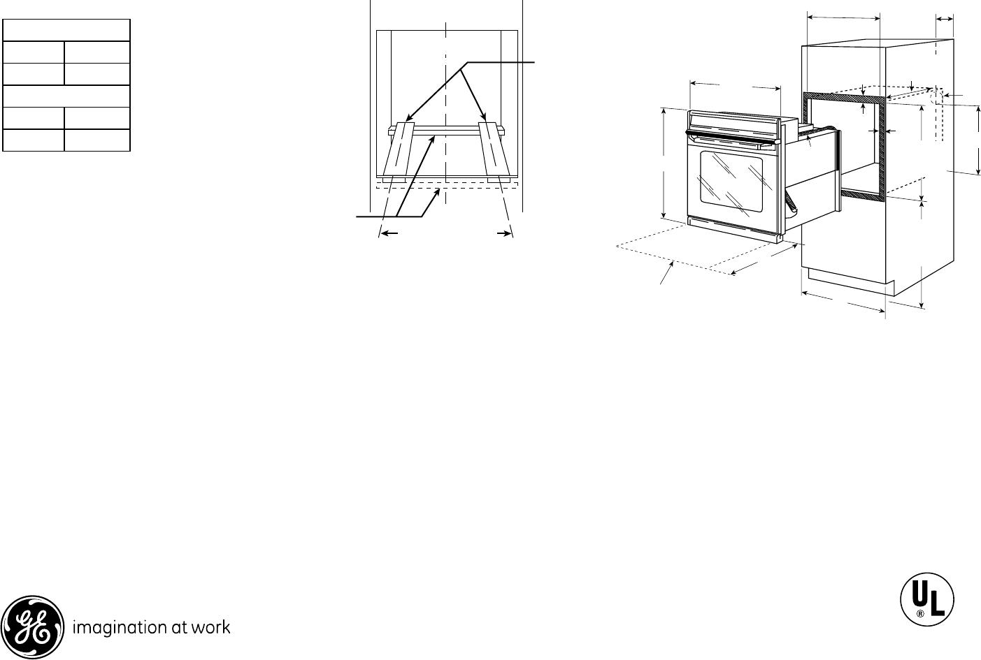 Astounding Ge Oven Ge Oven Manuals Online Wiring Cloud Domeilariaidewilluminateatxorg