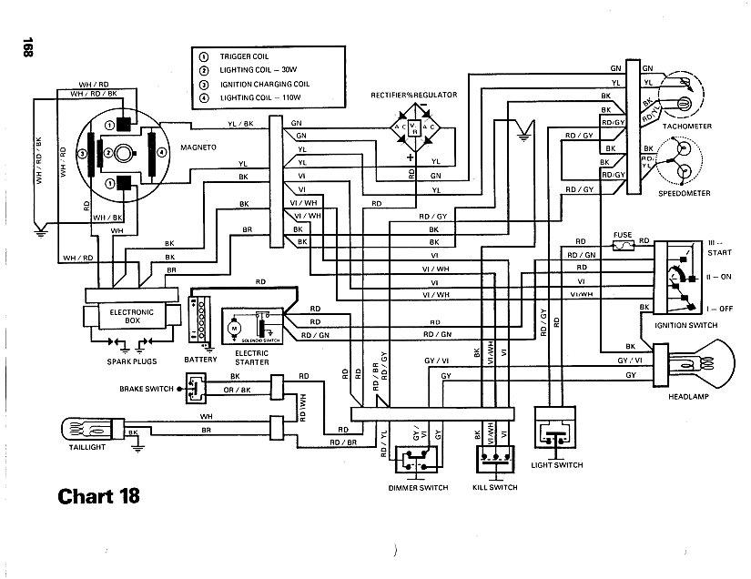 Ski Doo Mach Z Wiring Diagram