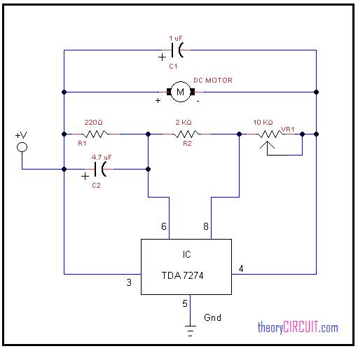 Pleasing Low Voltage Dc Motor Speed Control Circuit Wiring Cloud Uslyletkolfr09Org