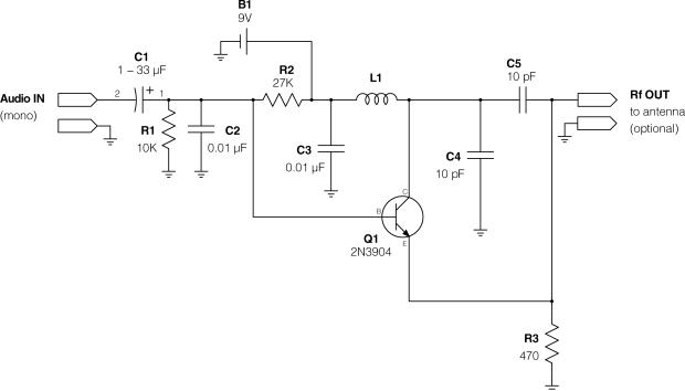 Groovy Rf Understand Simple Fm Transmitter Inductance Resonance Wiring Cloud Genionhyedimohammedshrineorg