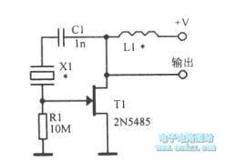 Miraculous The Basic Pierce Crystal Oscillator Composed Of Jfet Wiring Cloud Lukepaidewilluminateatxorg