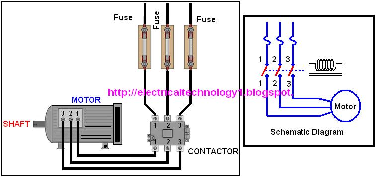 Phenomenal Contactor Wiring Diagram Basic Electronics Wiring Diagram Wiring Cloud Orsalboapumohammedshrineorg