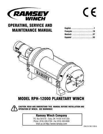 Fabulous Warn Winch M12000 Wiring Diagram Auto Electrical Wiring Diagram Wiring Cloud Gufailluminateatxorg