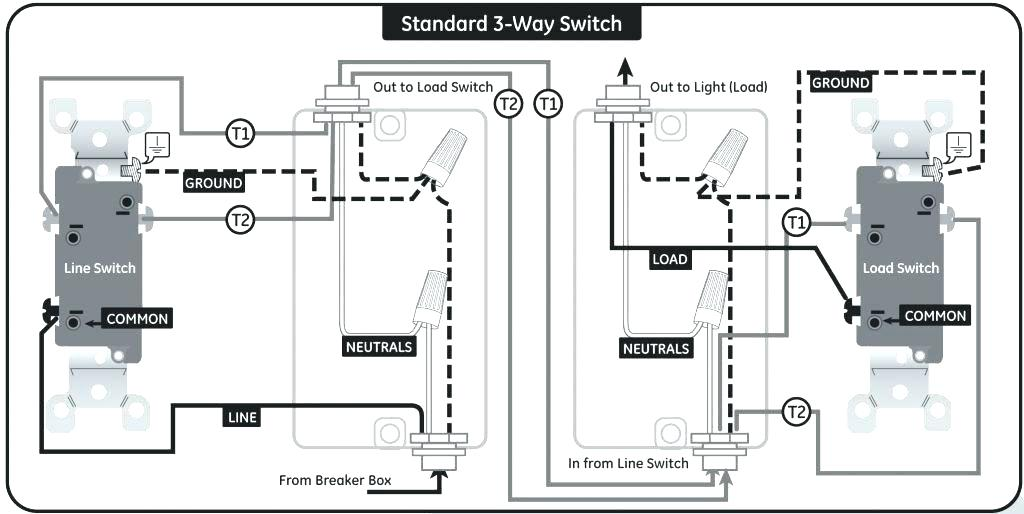Ge Z Wave Dimmer Switch Wiring Diagram - Database