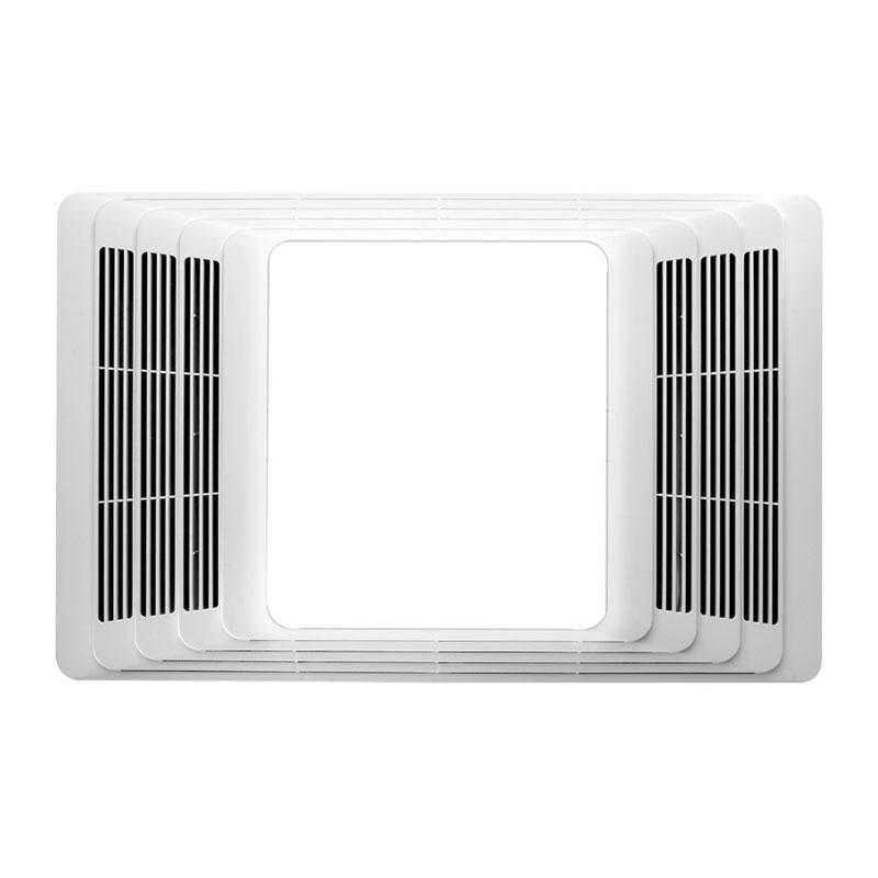 Nautilus Bathroom Heater Fan Light Combination Unit