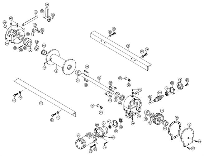 ramsey wiring diagram diagram ramsey parts winch re12000 wiring diagrams database ramsey rep 8000 wiring diagram diagram ramsey parts winch re12000