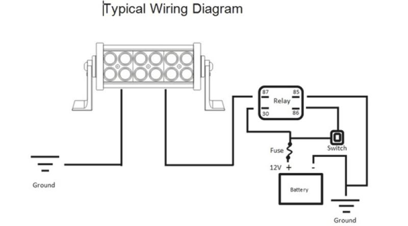 Ml 1473 12v Led Rock Light Wiring Diagram Download Diagram