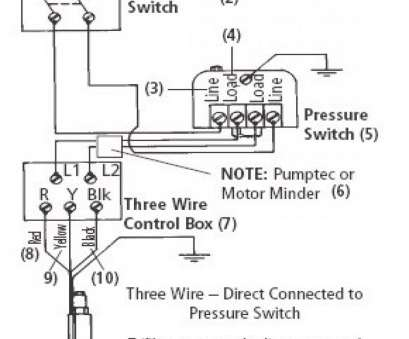 pressure control wiring diagram for water design home