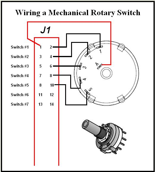 [SCHEMATICS_48IS]  RV_8493] Rotary Switch Connections Schematic Wiring | Rotary 3 Position Wiring Diagrams |  | Aryon Hist Salv Mohammedshrine Librar Wiring 101