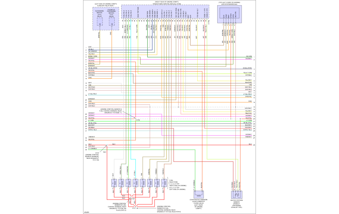 MJAW] 40 FORD F40 WIRING DIAGRAM [NCBM]   ELECTRICAL SNACK ...