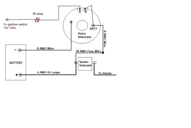 [SCHEMATICS_48IU]  HV_8697] Delco 11Si Alternator Wiring Diagram Schematic Wiring | 11si Alternator Wiring Diagram |  | Marki Socad Apan Pneu Tzici Rect Mohammedshrine Librar Wiring 101