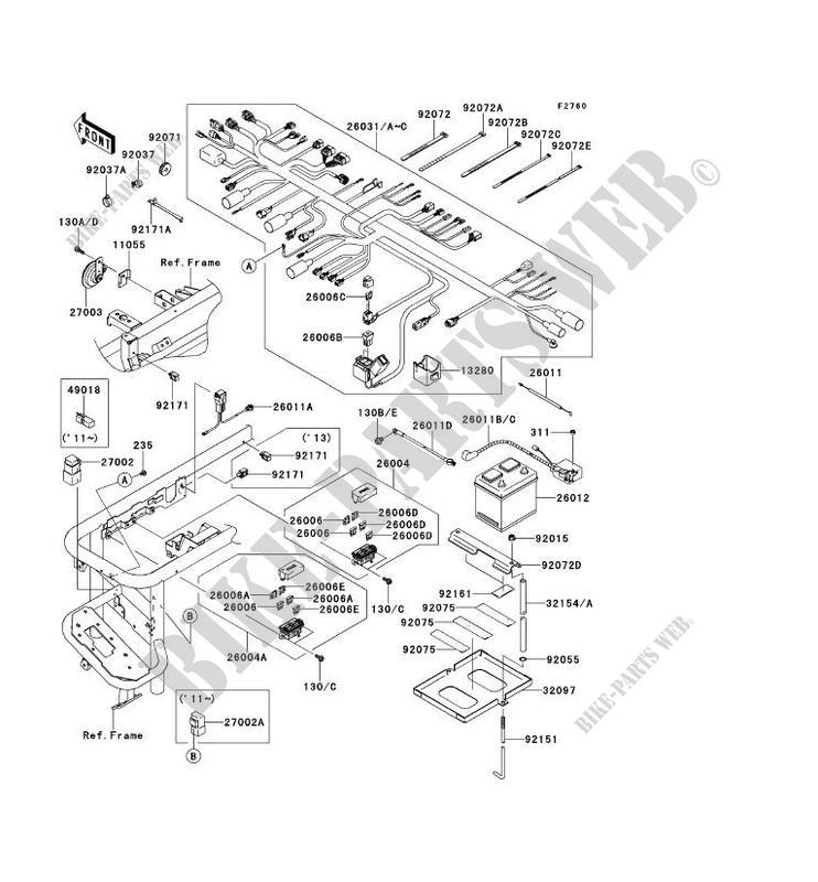 2018 Kawasaki Mule 610 Wiring Diagram