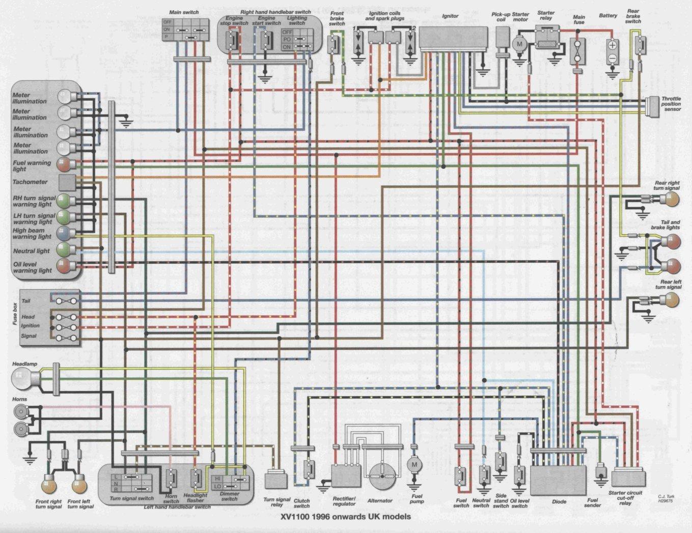[ZHKZ_3066]  TL_2205] 1994 Yamaha 750 Virago Wiring Diagram Free Diagram | Virago 1100 Wiring Diagram |  | Ation Syny Momece None Inki Isra Mohammedshrine Librar Wiring 101