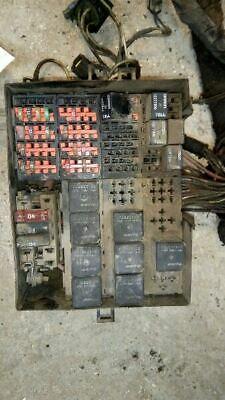[WQZT_9871]  DX_8945] 4300 Radio Wiring Diagram Besides 2007 International 4300 Fuse Box  Download Diagram | International 4300 Dt466 Fuse Box |  | Tzici Nuvit Inrebe Mohammedshrine Librar Wiring 101