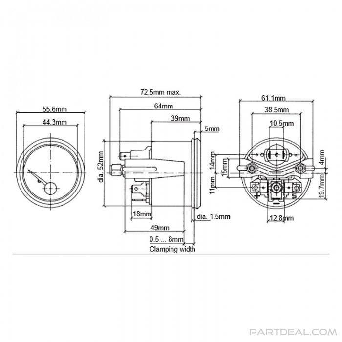 AW_6447] Vdo Fuel Gauge Wiring Diagrams Free DiagramXeira Diog Dupl Rine Inifo Pap Mohammedshrine Librar Wiring 101