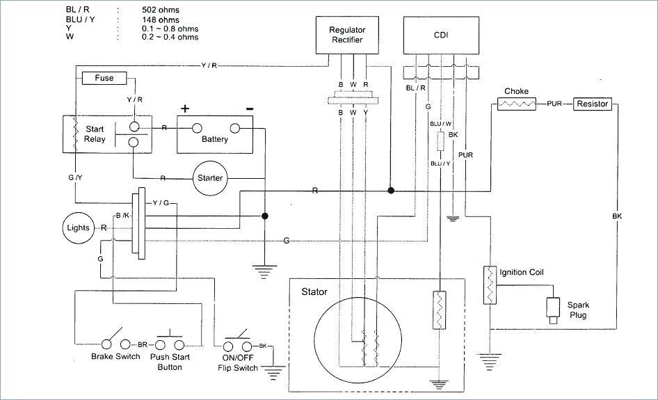 110 Atv Wiring Schematics -Wiring Diagram For Cub Cadet 1450 | Begeboy Wiring  Diagram SourceBegeboy Wiring Diagram Source