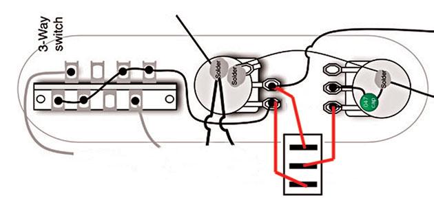 Strange Mod Garage 50S Les Paul Wiring In A Telecaster Pt 2 Premier Guitar Wiring Cloud Apomsimijknierdonabenoleattemohammedshrineorg