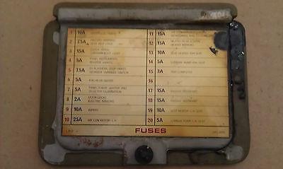 YN_7128] 1988 Jaguar Xj6 Fuse Box DiagramXtern Knie Umng Batt Reda Exmet Mohammedshrine Librar Wiring 101