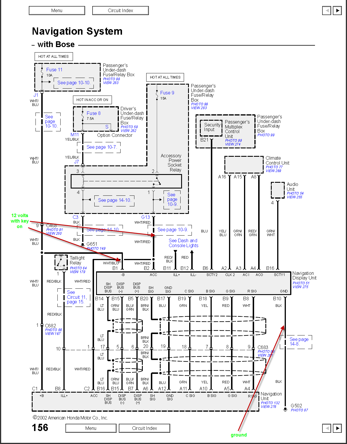 Acura Rsx Wiring Diagram Radio - Wiring Diagram