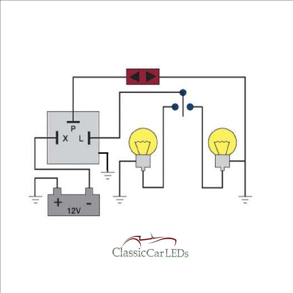 Cw 4331 2 Pin Flasher Relay Wiring Diagram Free Diagram