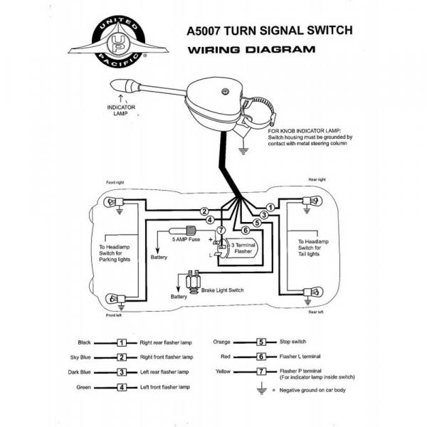1954 Gm Turn Signal Wiring Diagram - Wiring Diagram Direct free-produce -  free-produce.siciliabeb.it | Turn Signal Wire Diagram 6 |  | free-produce.siciliabeb.it