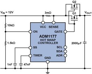 Excellent Understanding Hot Swap Example Of Hot Swap Circuit Design Process Wiring Cloud Genionhyedimohammedshrineorg