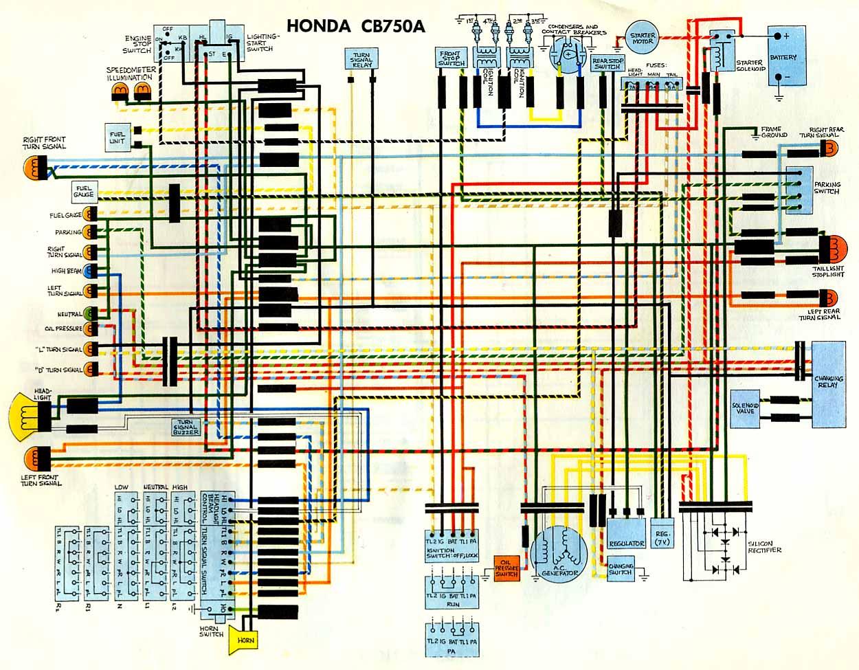 Admirable Honda Wiring Schematics Wiring Library Wiring Cloud Staixaidewilluminateatxorg