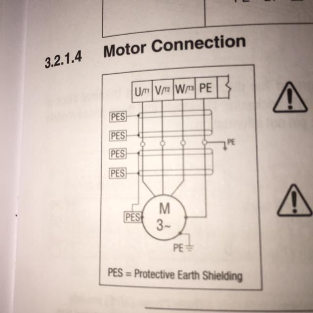 Swell Wiring How To Wire 3 Phase Motor To Vfd Electrical Engineering Wiring Cloud Dulfrecoveryedborg