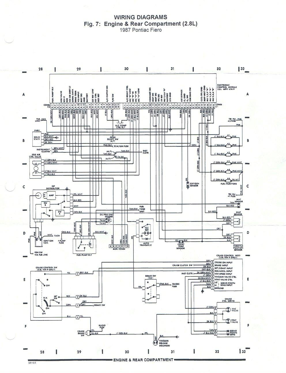 Magnificent Fiero Exhaust System Diagram Basic Electronics Wiring Diagram Wiring Cloud Xortanetembamohammedshrineorg