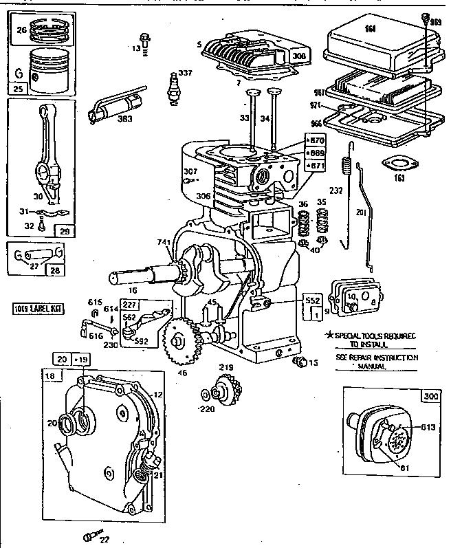 [TBQL_4184]  HZ_4709] Briggs Stratton Engine Briggs And Stratton Model 252707062501  Download Diagram | Briggs Engine Diagram |  | Sulf Tixat Phae Mohammedshrine Librar Wiring 101