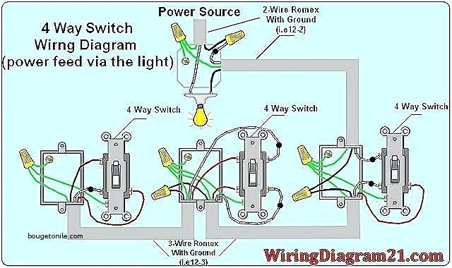 yz6029 2 4 way switch wiring diagram schematic wiring