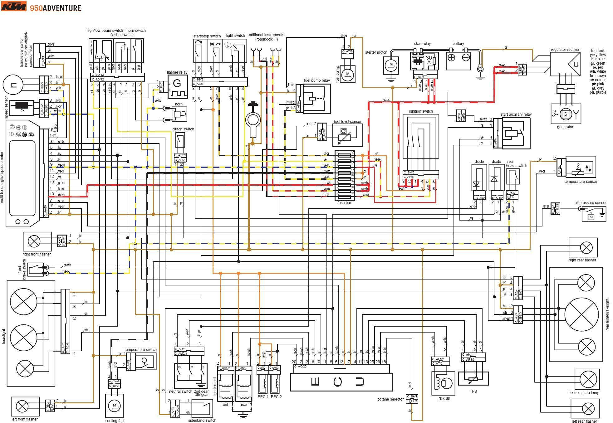 ktm wiring harness ga 5890  ktm exc wiring diagram wiring harness wiring diagram ktm exc wiring harness ktm exc wiring diagram wiring harness