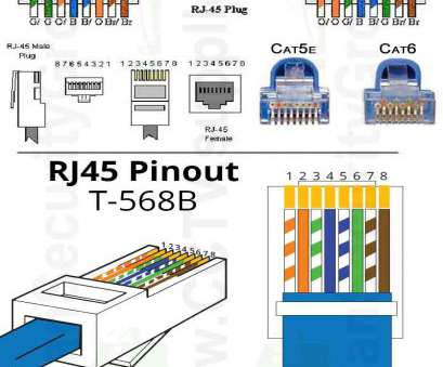 Be 4902 Cat 6 Wall Jack Wiring Diagram