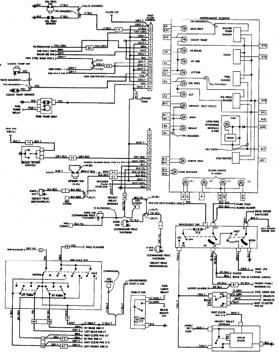kt_1259] 2000 jeep cherokee wiper wiring diagram free download ... wiring diagram 88 jeep cherokee ignition wiring 1990 jeep cherokee wiring diagram cajos hendil mohammedshrine librar wiring 101