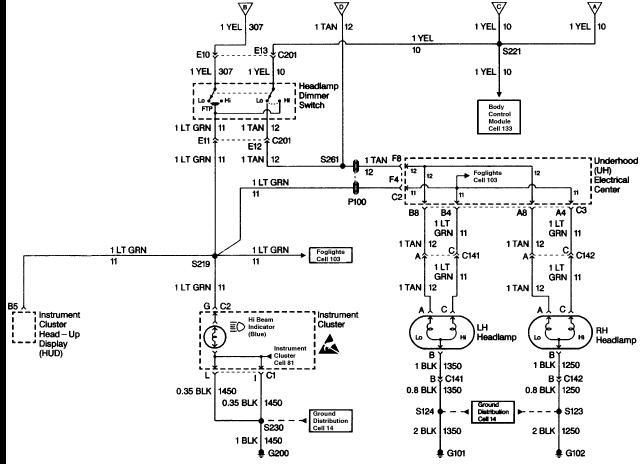 Wondrous Grand Prix Headlamp Wiring Harness General Wiring Diagram Data Wiring Cloud Intelaidewilluminateatxorg