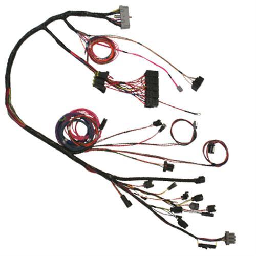 Pleasant Mustang 2 3 Turbo Svo Engine Wiring Harness 84 86 Wiring Cloud Intelaidewilluminateatxorg