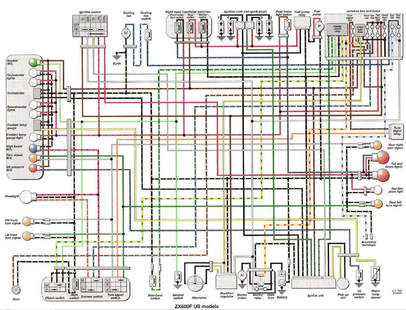 R1 Wiring Diagram