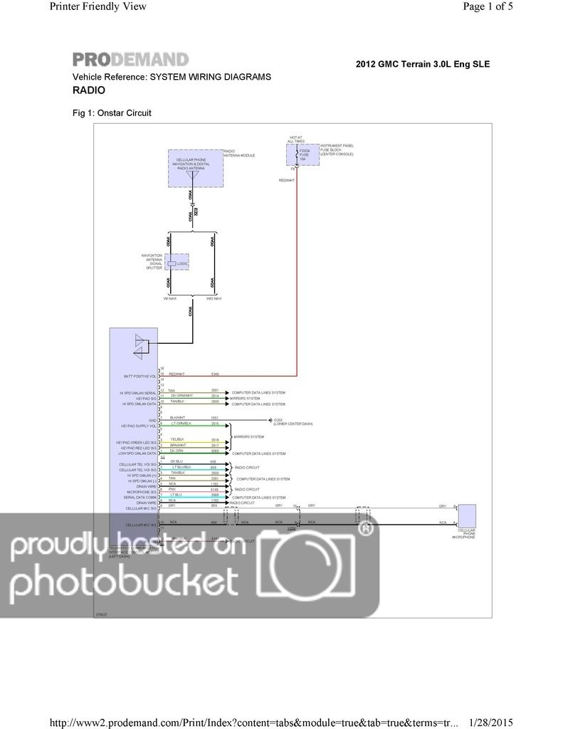 2012 Gmc Sierra Wiring Diagram Pictures