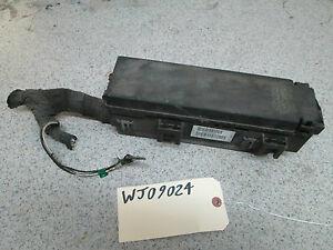 Magnificent 04 Jeep Grand Cherokee Underhood Fuse Box Relay Center W Pigtails Ebay Wiring Cloud Rometaidewilluminateatxorg