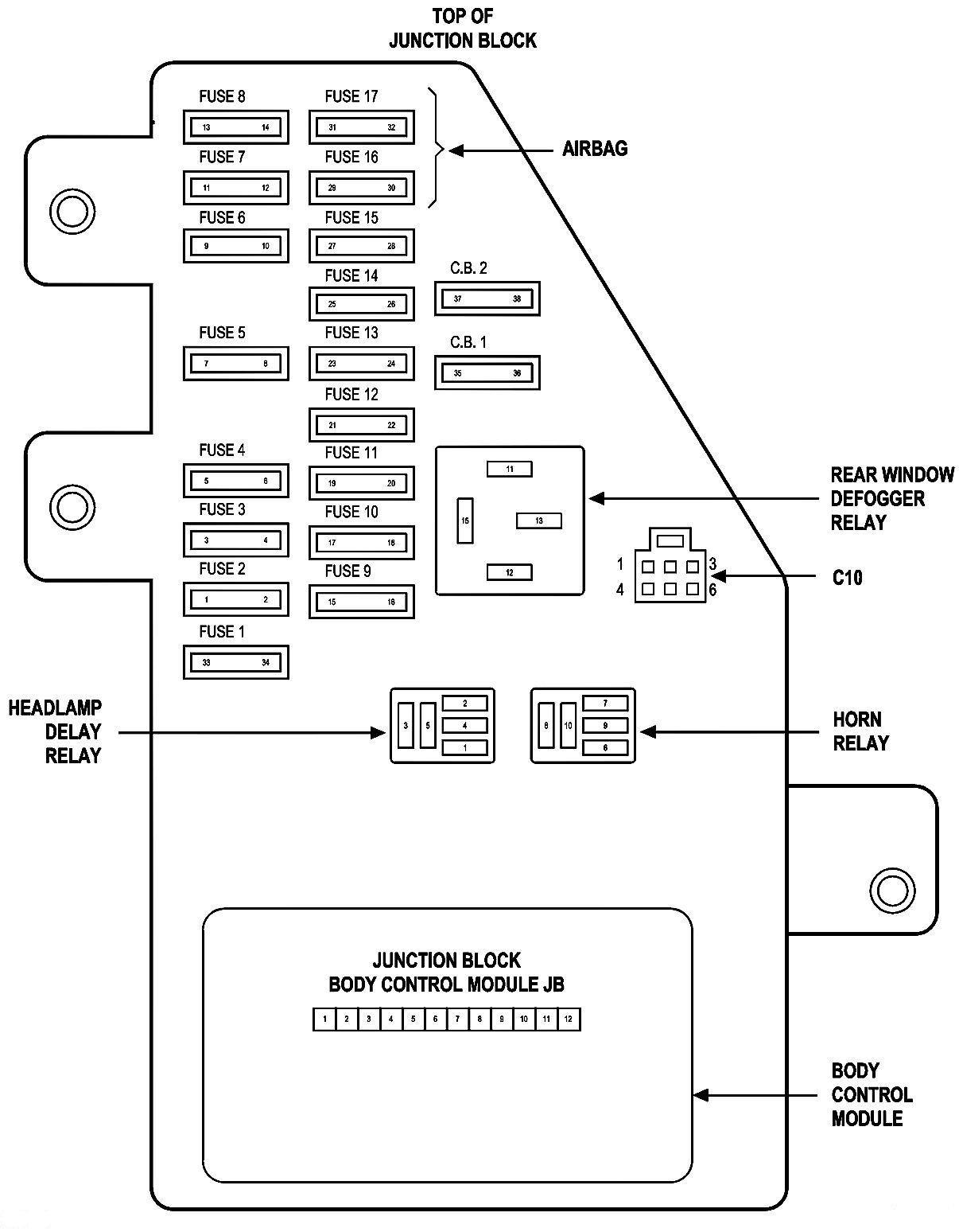 2002 Sebring Engine Diagram Dayton Pendant Wiring Diagram Toyota Tps Losdol2 Jeanjaures37 Fr