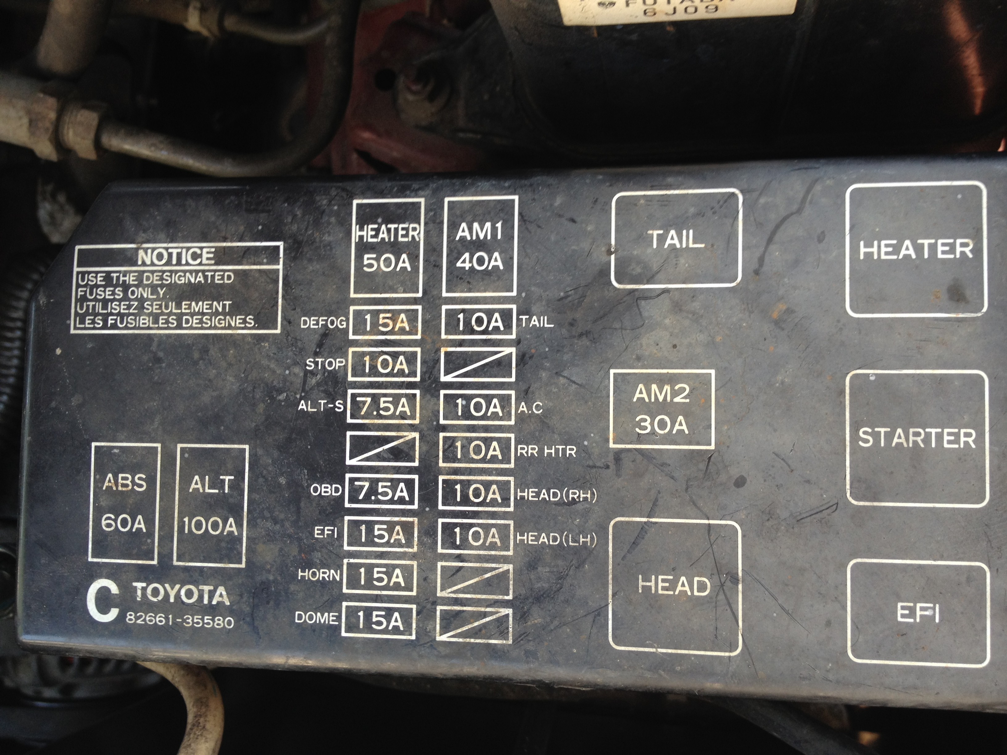 1996 Toyota 4runner Fuse Box 2012 Ford F 150 Tow Wiring Bege Wiring Diagram