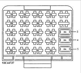 NK_9687] 95 Buick Park Avenue Fuse Box Diagram Wiring DiagramPelap Ation Caba Tacle Wned Adit Denli Lous Heeve Mohammedshrine Librar  Wiring 101