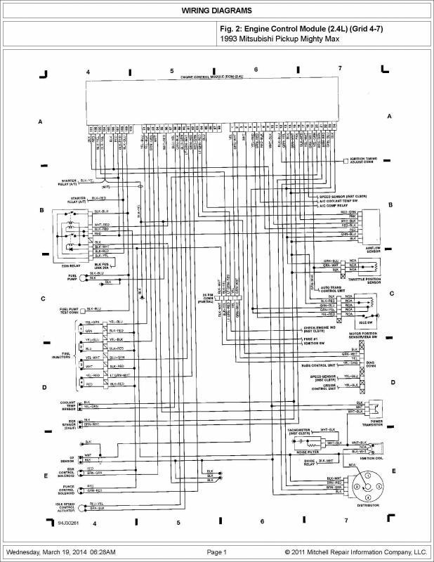 wiring diagram 1988 mitsubishi mighty max vh 3255  1992 mitsubishi mighty max engine diagram download diagram  1992 mitsubishi mighty max engine