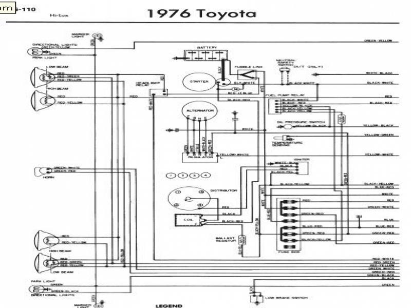 91 toyota pickup radio wiring diagram - push pull coil splitting wiring  schematic fender - 1994-chevys.2010.jeanjaures37.fr  wiring diagram resource