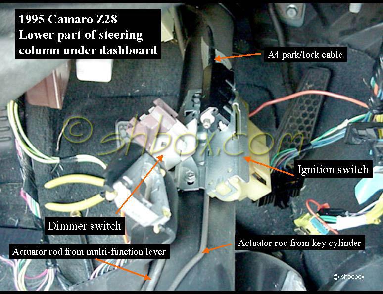 tahoe steering column wiring diagram bf 7216  2000 camaro steering column wiring diagram schematic wiring  camaro steering column wiring diagram