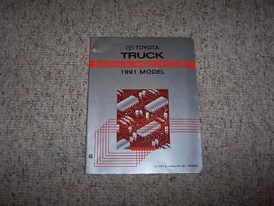 Awe Inspiring 1991 Toyota 4Runner Electrical Wiring Diagram Manual Sr5 2 4L 3 0L Wiring Cloud Domeilariaidewilluminateatxorg