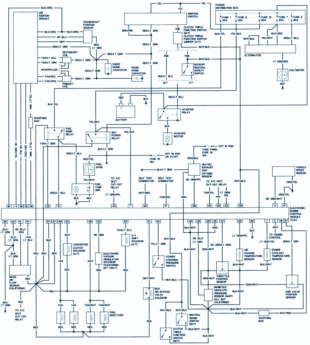 Spark Plug Wiring Diagram For 2000 Ford Explorer - Wiring ...