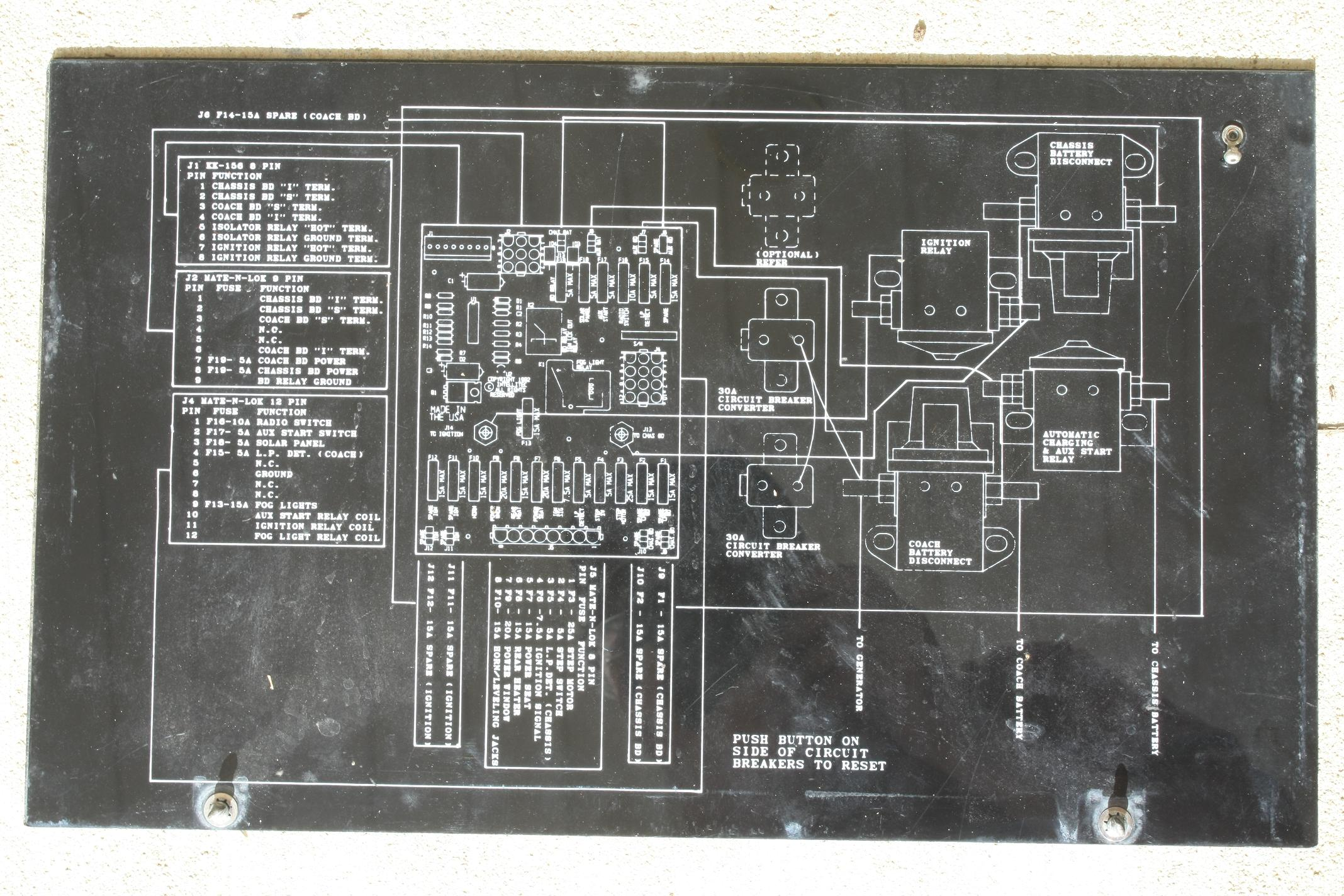 1999 fleetwood rounder wiring diagram - Wiring Diagram